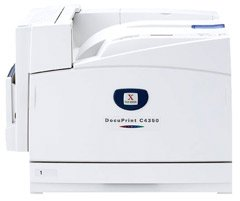 fuji xerox docuprint c4350