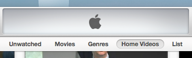 Drag the video into the iTunes 'Home VIdeos' tab.