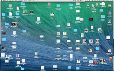 Your computer has delighted everyone of those icons on your messy desktop individually.