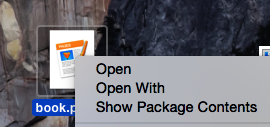 Show Package