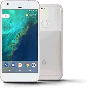 picture of pixel phone