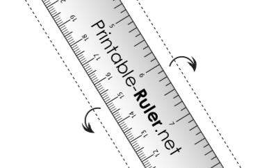 How To Quickly Print A Ruler Macintosh How To